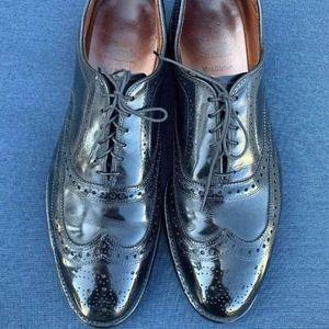 Allen Edmonds McAllister Wingtip Oxford shoes